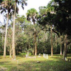 Houston Talbot Island Cemetery